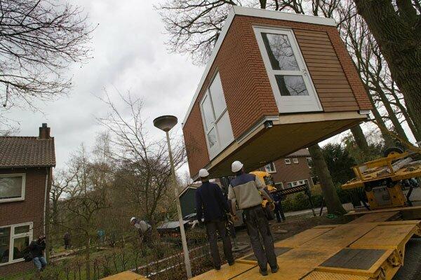 aanbouw vrijstaande woning of omgebouwde schuur